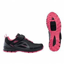 ESCAPE WOMAN EVO Negro-Fucsia MTB-AM