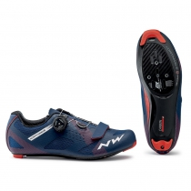 Zapatillas ciclismo STORM CARBON Azul ROAD NORTHWAVE