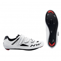 Zapatillas ciclismo CORE Blanco ROAD NORTHWAVE