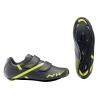 Zapatillas ciclismo JET 2 Antracita-Amarillo Fluo NORTHWAVE