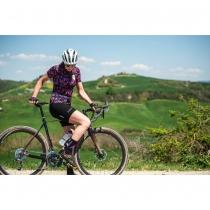 Zapatillas ciclismo RAZER WMN Negro-Fucsia-Amarillo Fluo MTB-XC NORTHWAVE