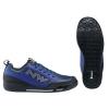 Zapatillas ciclismo CLAN Azul-Naranja MTB-FLAT NORTHWAVE