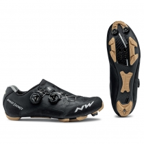 Zapatillas ciclismo GHOST XCM 2 Negro-Honey MTB-XC NORTHWAVE