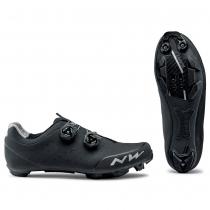 Zapatillas ciclismo REBEL 2 Negro MTB-XC NORTHWAVE