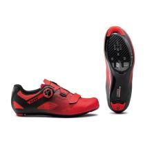 Zapatillas Northwave Storm Carbon Roja Negra