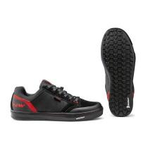 TRIBE Negro-Rojo MTB-FLAT
