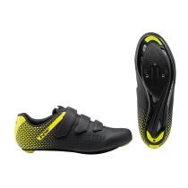 Zapatillas Northwave Core 2 Negra Amarilla Fluo