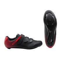 Zapatillas Northwave Core 2 Negra Rojo