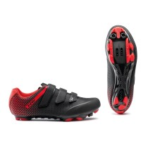 Zapatillas Northwave Origin 2 Negra Roja