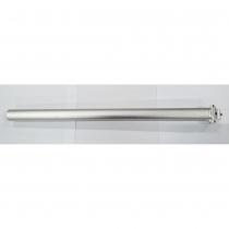 BICKERTON F.02014.0011.04.04 Tija de sillín,plata 34x580mm