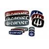 Adhesivos Carver Pack 25u