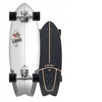 "SurfSkate Carver 29.25"" CI Pod Mod Con Ejes CX Raw"