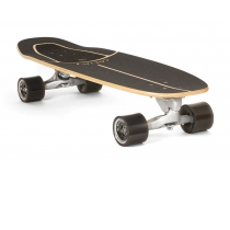 "SurfSkate Carver 30"" Proteus Con Ejes CX Color Raw"