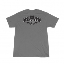 Camiseta Carver Tee Since 96