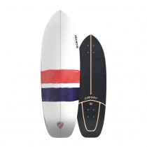 "Tabla Carver 32.25"" USA Thruster"