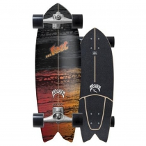 "SurfSkate Lost Carver 29"" Psycho Killer Con Ejes CX Raw"