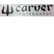 SURFBOARD STICKER CARVER 2015