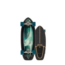 "SurfSkates Carver 28"" Super Snapper Con Ejes CX Raw"