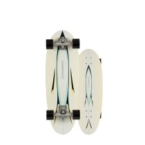 "SurfSkates Carver 30.25"" Nomad Con Ejes CX Raw"