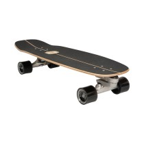 "SurfSkates Carver 27.5"" Gray Ray Con Ejes C7 Raw"