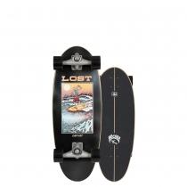 "SurfSkate Carver Lost Bean Bag CX 28"""