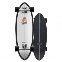 SURFSKATE CARVER CHANNEL ISLANDS BLACK BEAUTY 31.7 CX