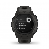 GARMIN INSTINCT GRAFITO