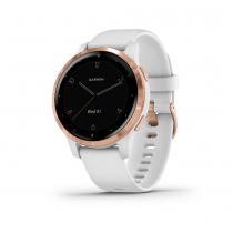 Vivoactive 4S MUSIC White/Rose Gold
