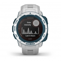 RELOJ GARMIN INSTINCT SOLAR EDITION SURF Cloudbreak