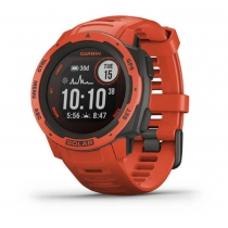RELOJ GARMIN INSTINCT SOLAR color Rojo