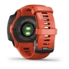 Garmin Instinct Solar Rojo