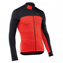 Maillot m/l FORCE 2 Negro-Rojo NORTHWAVE