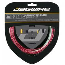 Kit de sellado MTB cambio y desviador SRAM/Shimano - Rojo JAGWIRE