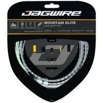 Kit articulado MTB cambio y desviador SRAM/Shimano Plata JAGWIRE