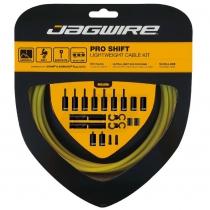 Kit PRO cambio y desviador SRAM/Shimano carretera MTB Amarillo JAGWIRE