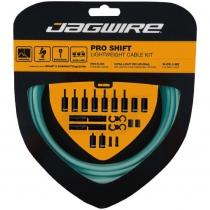 Kit PRO cambio y desviador SRAM/Shimano carretera MTB Celeste  JAGWIRE