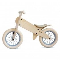 Bicicleta Kokua LikeaBike SPOKY SPECIAL color WHITE para niño