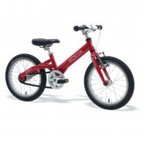 Bicicleta Kokua LiketoBike 16 2V-BRAKES color rojo para niño