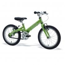Bicicleta Kokua LiketoBike 16 SRAM AUTOMATIX color verde para niño