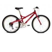 Bicicleta Kokua LiketoBike 24 rojo para niño
