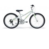 Bicicleta Kokua LiketoBike 24 blanco para niño