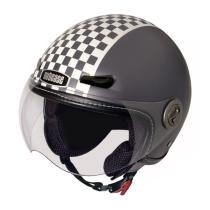 CASCO NUTCASE PARA MOTO RETRO RACER 2015