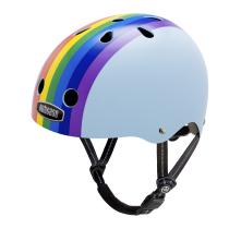 Casco Rainbow Sky, Street Sport NUTCASE