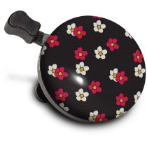 TIMBRE NUTCASE PARA BICICLETA FUN FLOR ALL