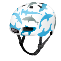 CASCO BABY NUTTY BABY SHARK GLOSS MIPS
