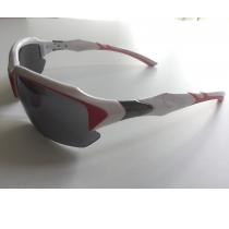 VOLATA Gafas Blanco-Rojo