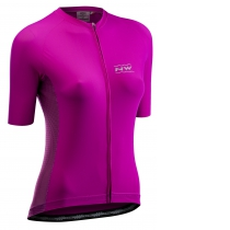 Maillots m/c ALLURE Woman Cyclamen NORTHWAVE