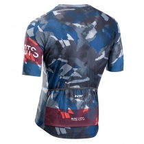 Maillots m/c BLADE Azul-Gris-Rojo NORTHWAVE