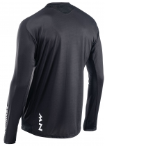 MAILLOTS M/L EDGE NEGRO NORTHWAVE