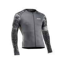 MAILLOTS M/L BLADE NEGRO-GRIS NORTHWAVE